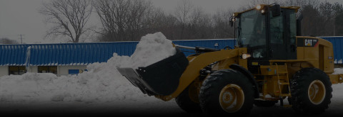 Professional Commercial & Residential Snow Plowing