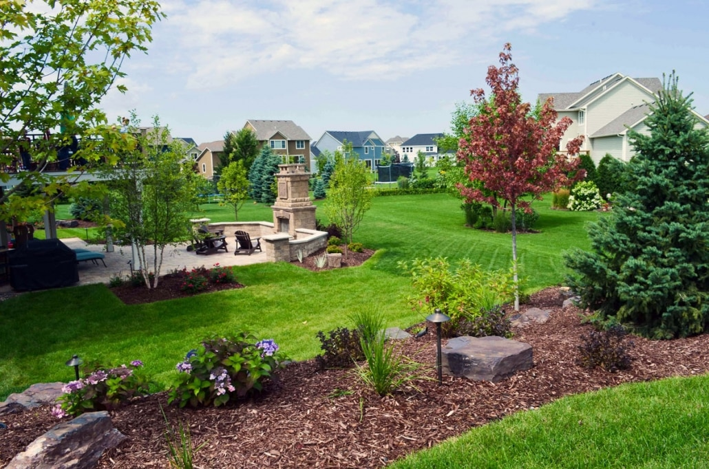 Backyard Retreat Landscapes Unlimited