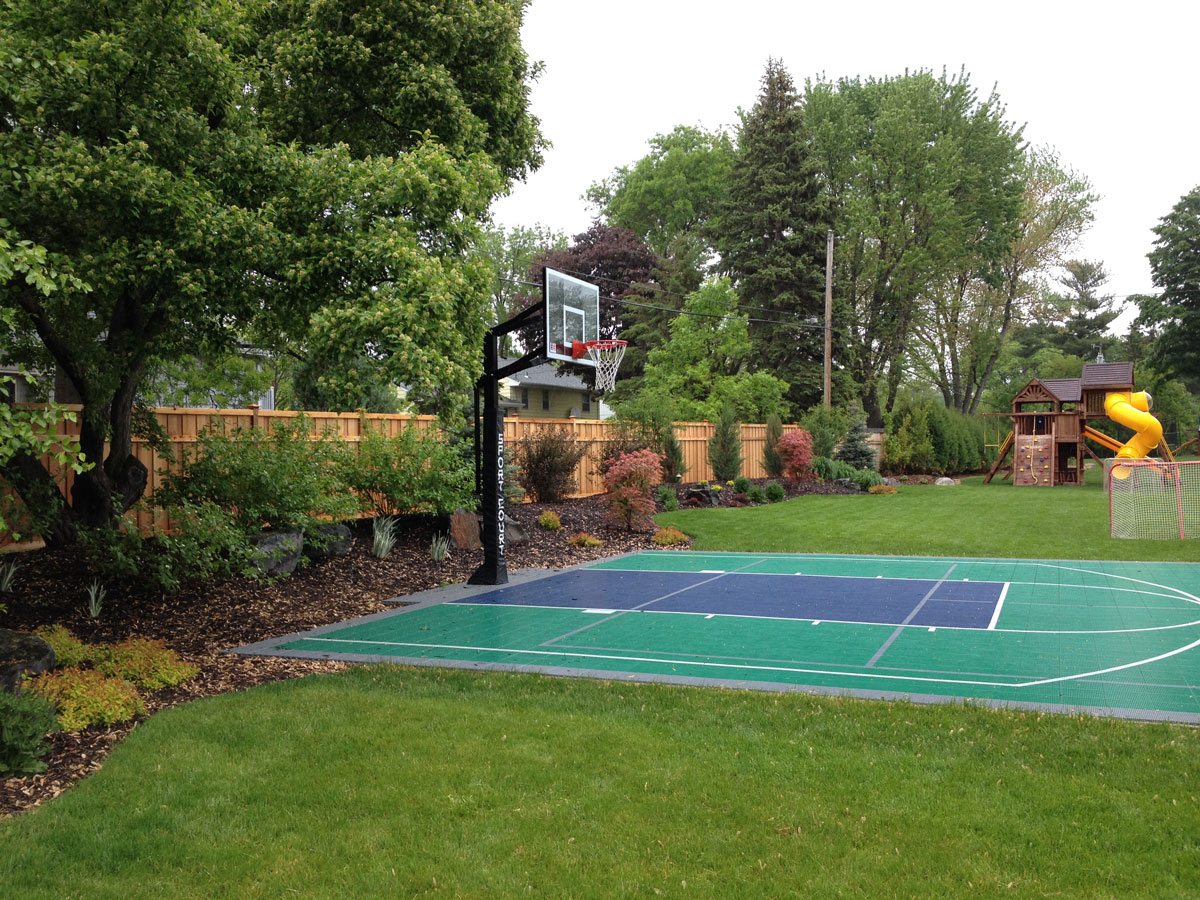 Sport Court Design Landscapes Unlimited