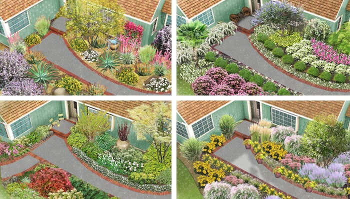 4 Creative Front Yard Landscaping Ideas