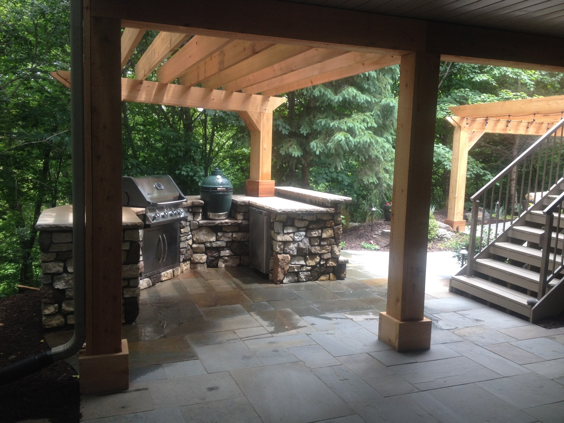 backyard escape inver grove heights mn landscapes unlimited
