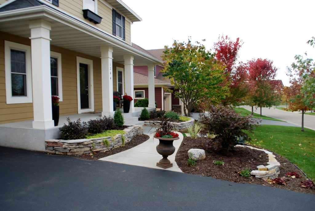 First Impressions Of Front Yard Landscape Design And Focal Points
