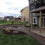 Landscape Design patio