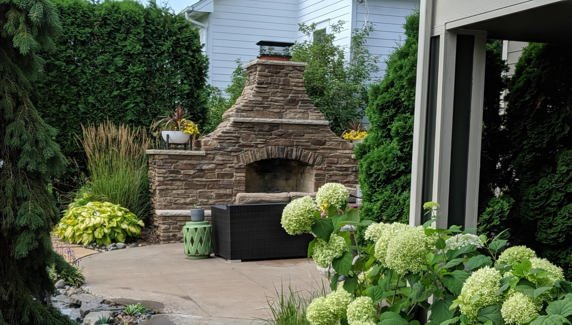 From The Hearth Outdoor Fireplace And Firepit Maintenance Tips